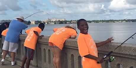 Kid's Fishing Tournament - 2021 Green Bridge, Palmetto tickets