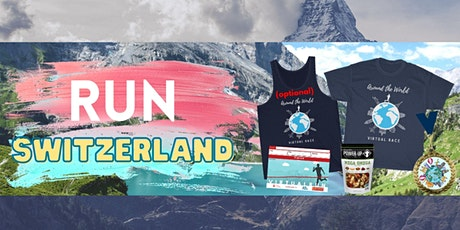 Run Switzerland Virtual Race tickets