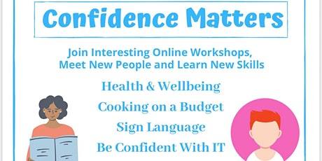IT Social Media Webinar - Confidence Matters tickets