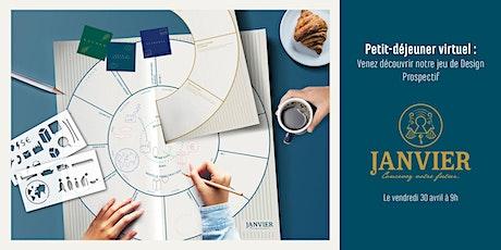 Janvier - Petit-déjeuner virtuel billets