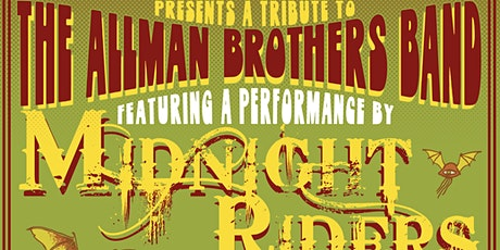 The Allman Brothers Band Tribute featuring Midnight Riders tickets