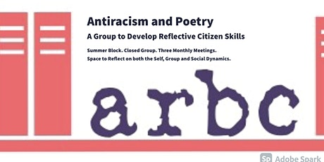 Antiracist Bookclub for Therapists : Poetry Discussion Group. Summer Block. tickets