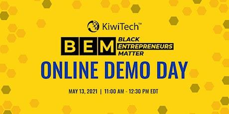 Black Entrepreneurs Matter Demo Day tickets