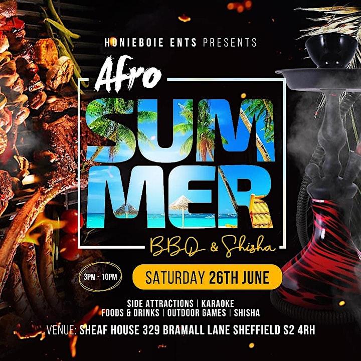 Afro SUMMER Bbq & Shisha image
