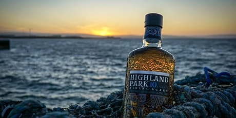 A HIGHLAND PARK 10 YEAR OLD WHISKY TASTING WITH MARTIN MARKVARDSEN tickets