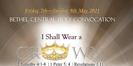 Bethel Central Holy Convocation tickets