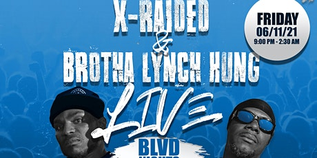 X-Raided & Brotha Lynch LIVE in Kansas City tickets
