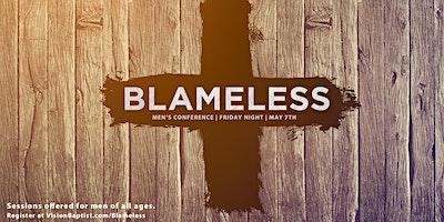 Blameless Men's Night