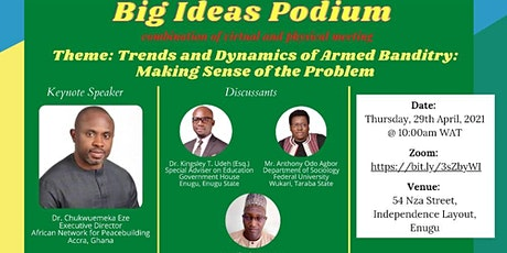Big Ideas Podium (BIP) tickets