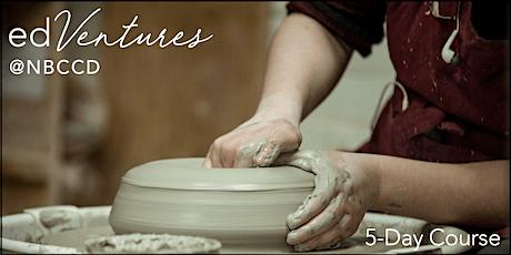 5 Days of Ceramics – Leigh Merritt tickets