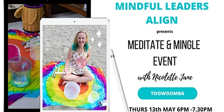 Meditate & Mingle Event in Toowoomba tickets