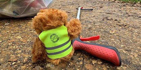 Leave Only Footprints Litter Pick- Branksome Chine tickets