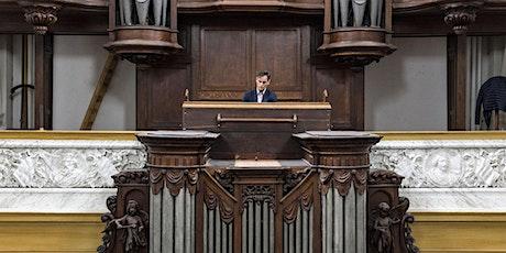 Orgelconcert Stephan van de Wijgert -LIVESTREAM tickets