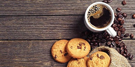 Coffee, Cookies, and Conversation- Birthright tickets