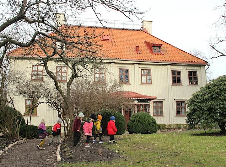 Utställning : Upplev Gathenhielmska Huset ur ett barns perspektiv bild
