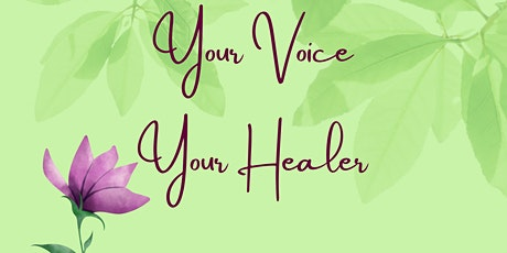 Your Voice Your Healer tickets