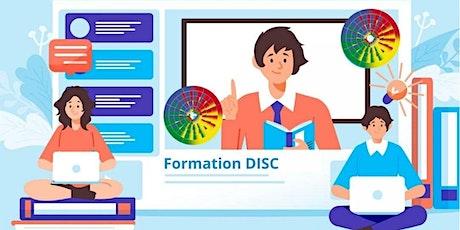 Partez à la découverte du DISC, un outil de communication très réaliste billets