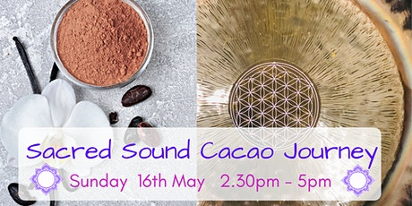 Sacred Sound Cacao Journey tickets