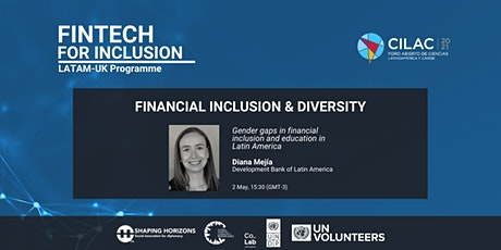 Financial Inclusion & Diversity Lecture tickets