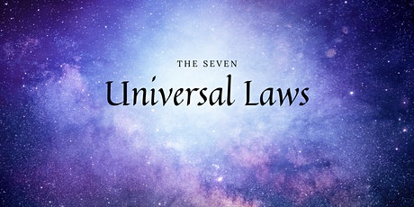 The Seven Universal Laws tickets