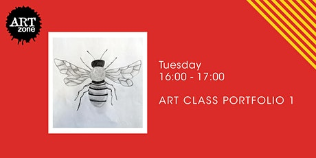Online Drawing Workshop for Juniors & Family tickets
