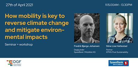How mobility is key to reverse  climate change and mitigate  environmental tickets