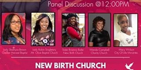 Chat & Chew Panel Discussion tickets