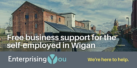 The EnterprisingYou Virtual Roadshow: Wigan tickets