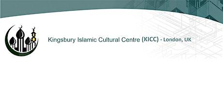 KICC Isha & Tarawih prayers | 2nd session @ 10:30pm | 5th Day of Ramadan tickets