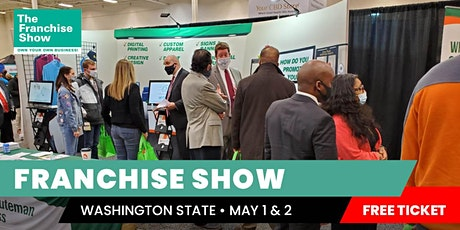 Washington State Franchise Show - Free Tickets tickets