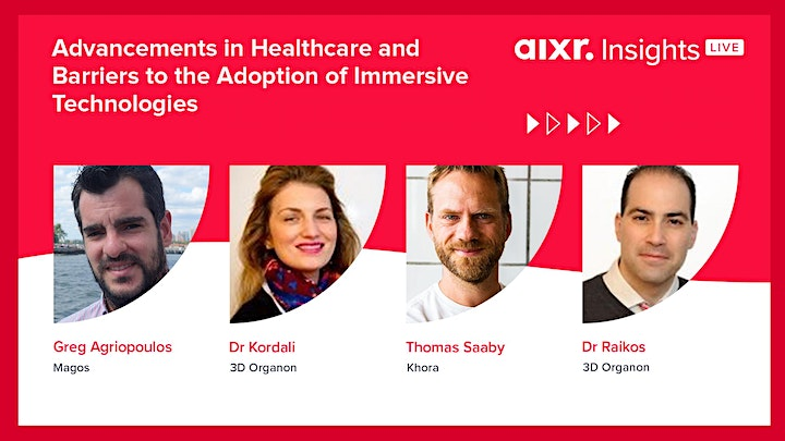 Advancements in Healthcare and Barriers to the Adoption of Immersive Tech. image