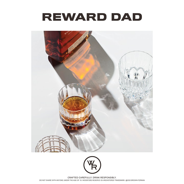 FATHER'S DAY TASTING WITH JACK DANIEL'S AND WOODFORD RESERVE - FREE image