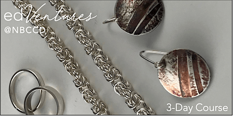 Introduction to Jewellery Making - Brigitte Clavette tickets