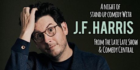 Comedy Night with J.F. Harris tickets