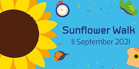 Sunflower  In Memory Walk tickets