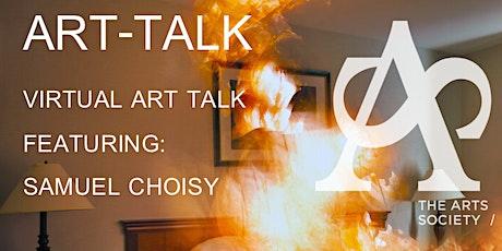 Free Art Talk featuring Samuel Choisy tickets