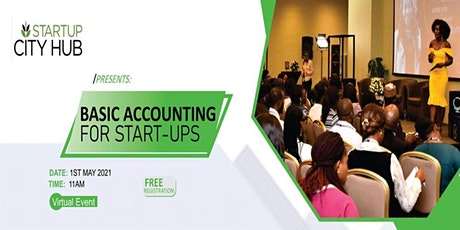Business Accounting For Start-Ups tickets