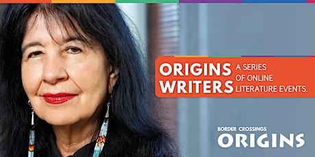 ORIGINS Writers: Joy Harjo tickets