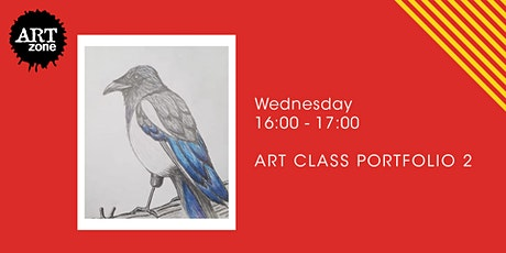 Online Drawing Workshop for Senior Primary Students tickets