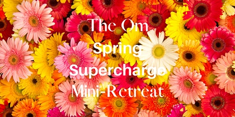 Spring Supercharge Mini-Retreat tickets