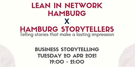 Lean In Network x toastmasters | Business Storytelling Tickets