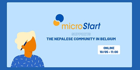 MicroStart supports the Nepalese community in Belgium tickets
