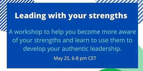Leading with your Strengths tickets