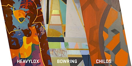 Cutting an Edge: Hard Edge Painting Today Artist Talk tickets