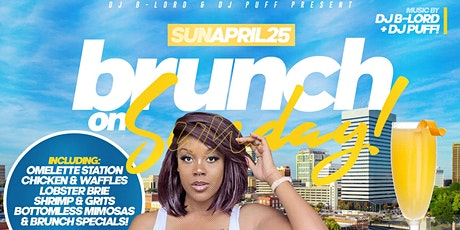 BRUNCH ON SUNDAY @ PRIME 1004 (Gervias Street - Columbia) tickets