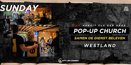 Pop-up Church Westland - zo. 25 april tickets