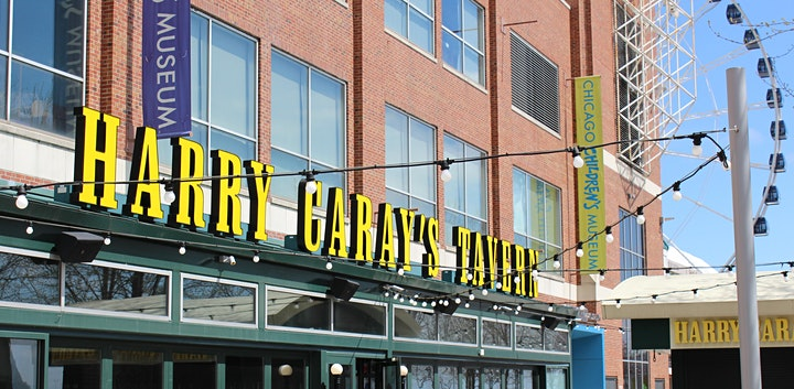 Summer Music Nights with Manny Torres at Harry Caray's Navy Pier image