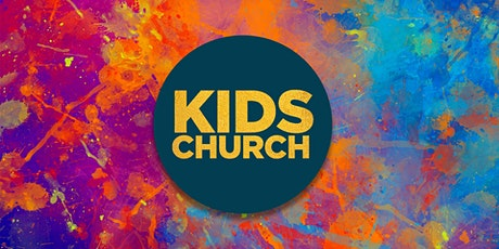 Kids Church - zo. 25 april tickets