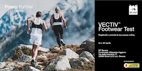 Neverstopmilano - DF Sport Specialist Bevera - Vectiv Footwear Test biglietti
