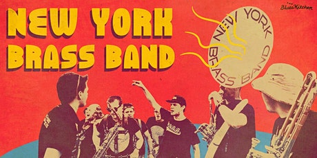 New York Brass Band (Live) tickets